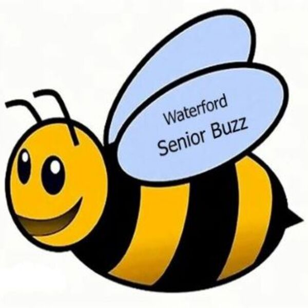 Waterford Senior Buzz Podcast Artwork Image
