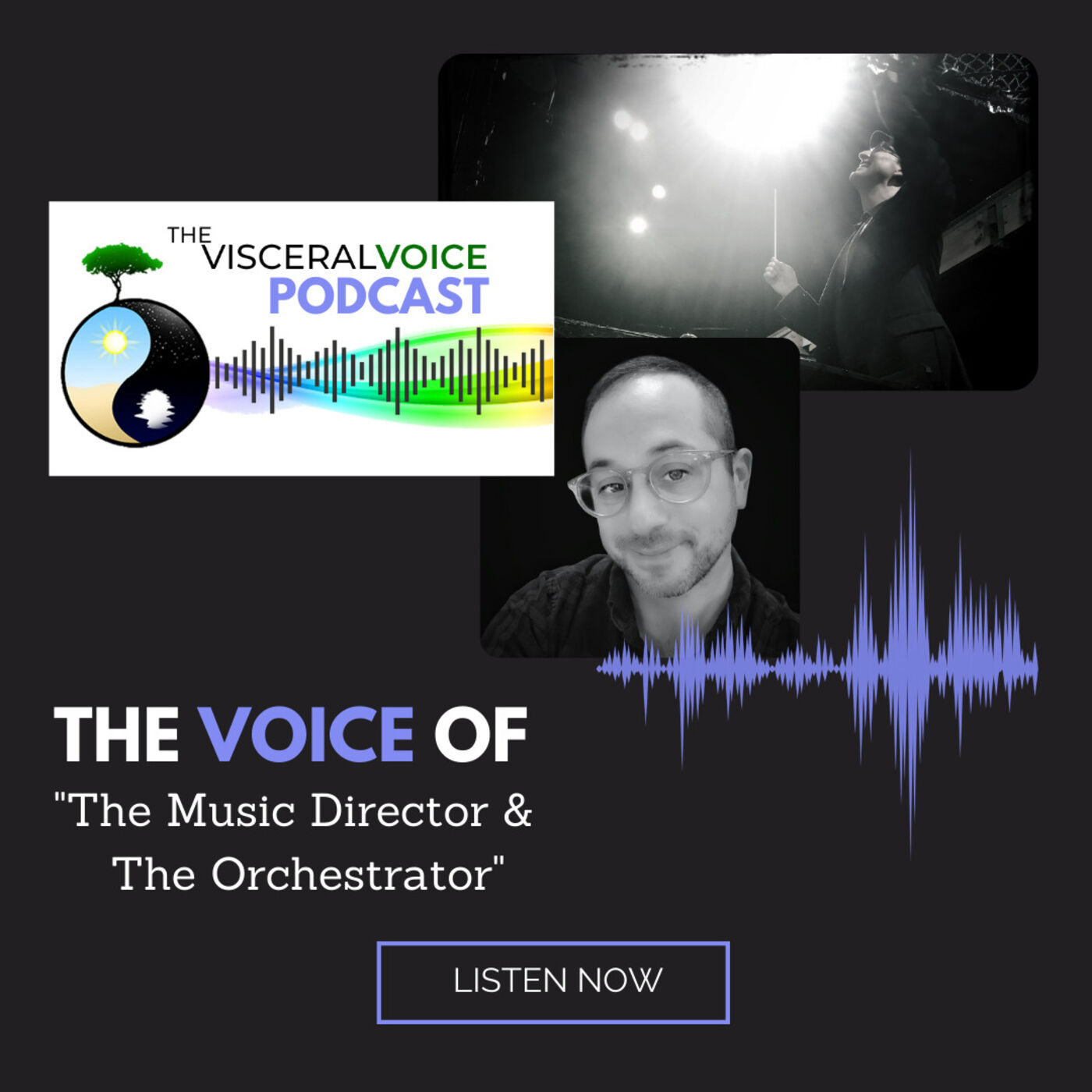 The Voice Of: The Music Director & Orchestrator | John Bell & Josh Clayton
