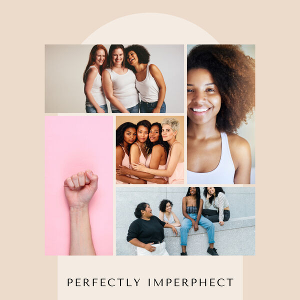 Perfectly Imperphect Podcast Artwork Image