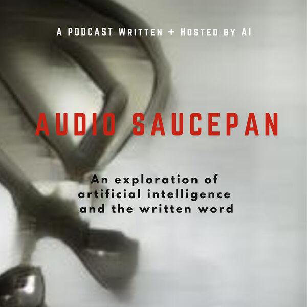 Audio Saucepan Podcast Artwork Image
