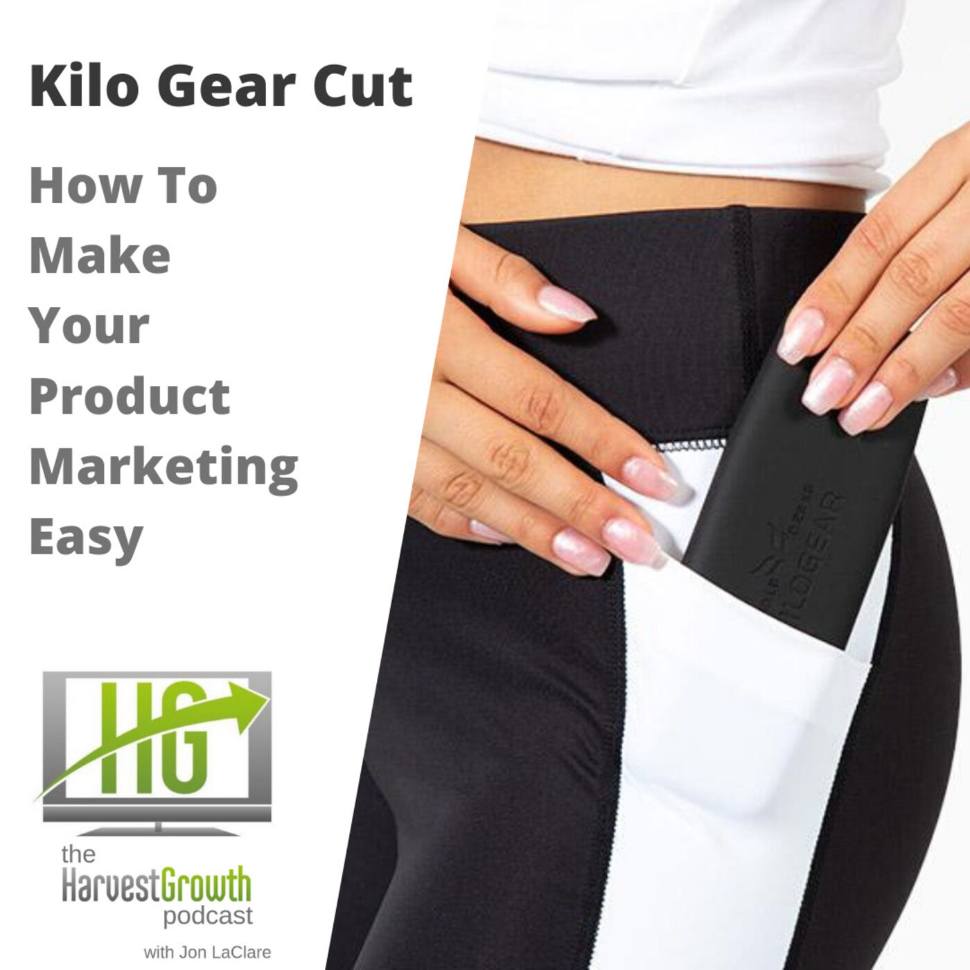 Kilo Gear Cut: How To Make Your Product Marketing Easy