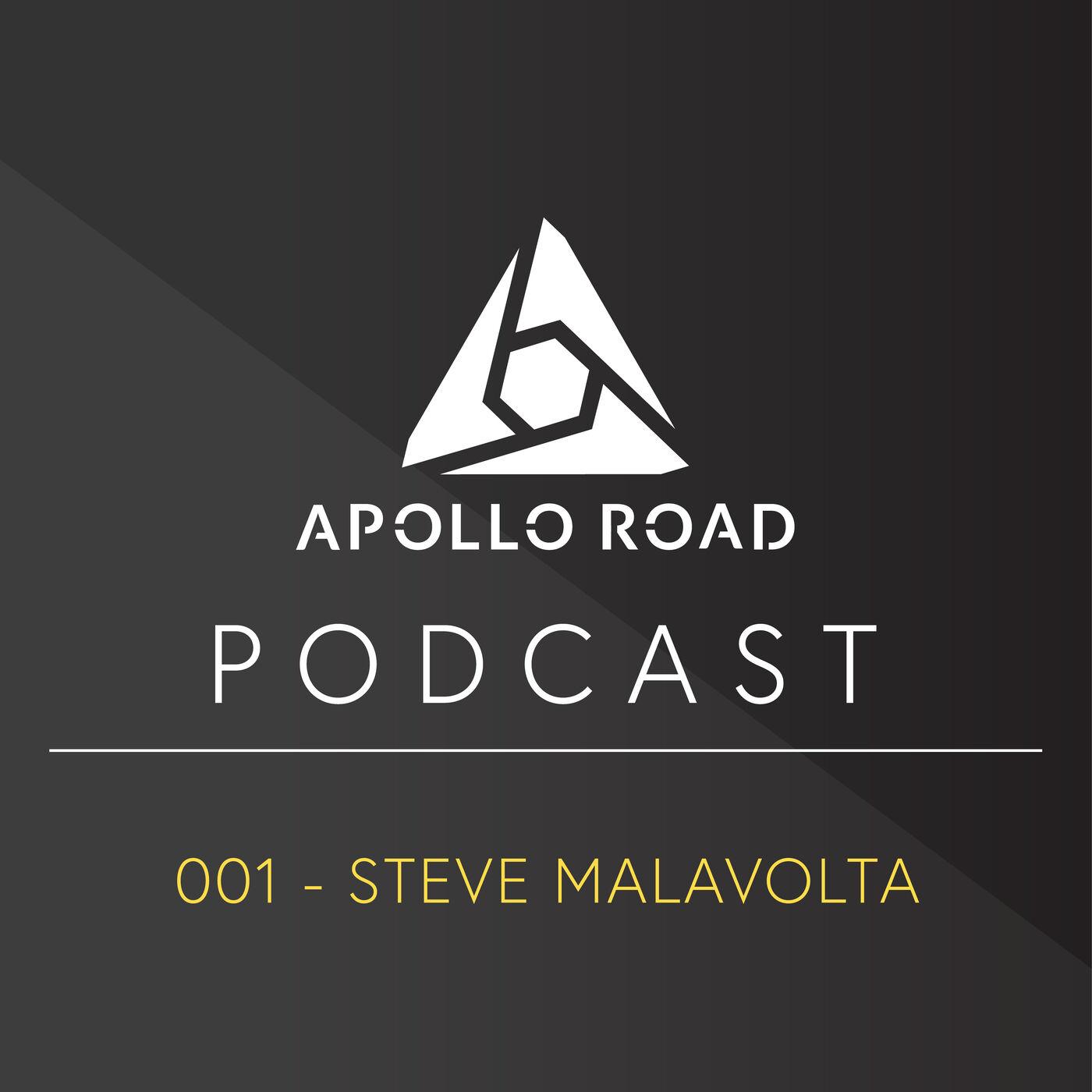 001 - Steve Malavolta: Peace By Piece