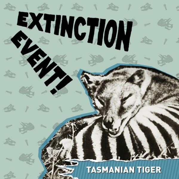 Extinction Event Podcast Artwork Image