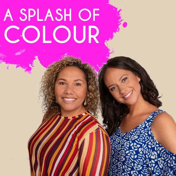 A Splash of Colour Podcast Artwork Image