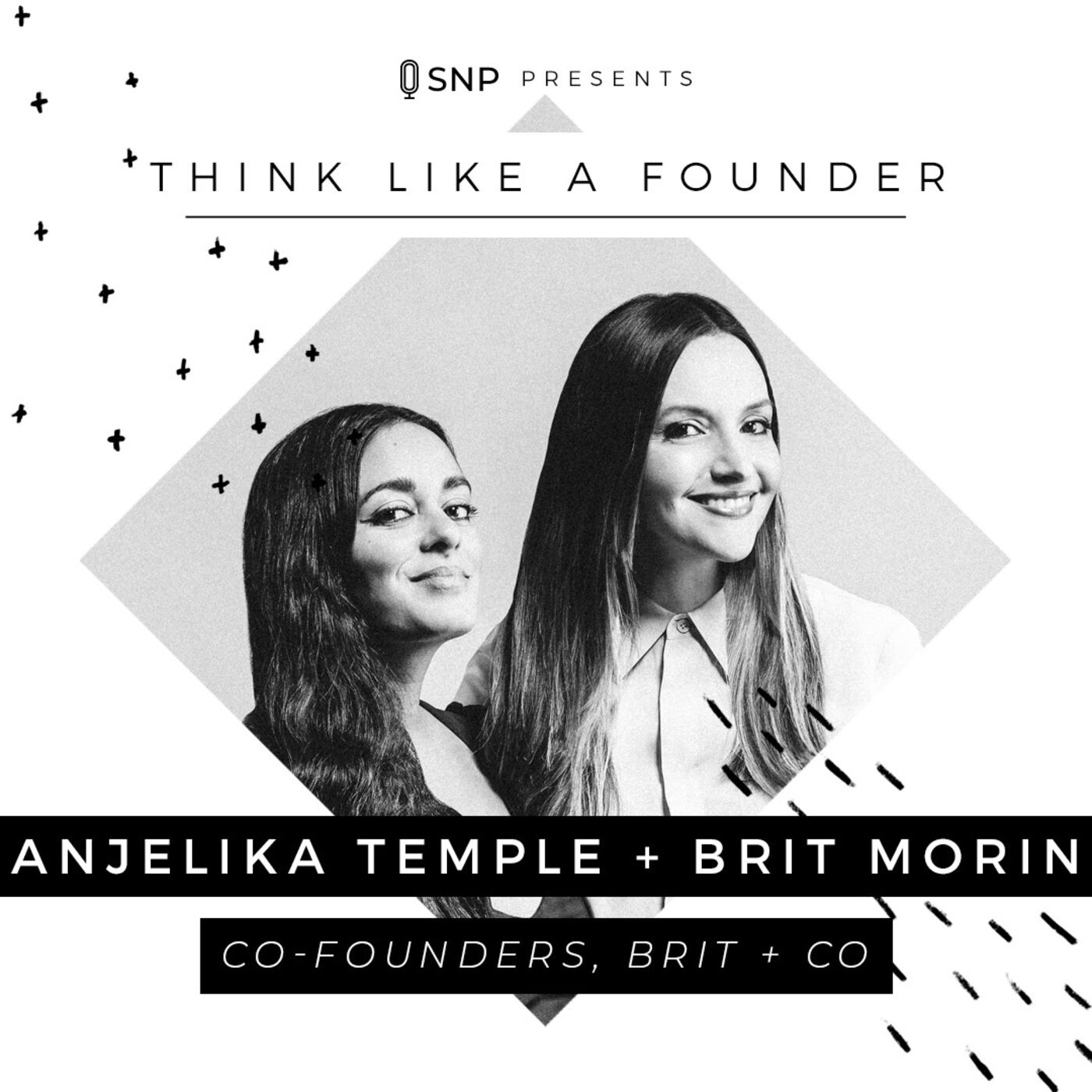 016: Brit Morin and Anj Temple - Co-Founders of Brit + Co