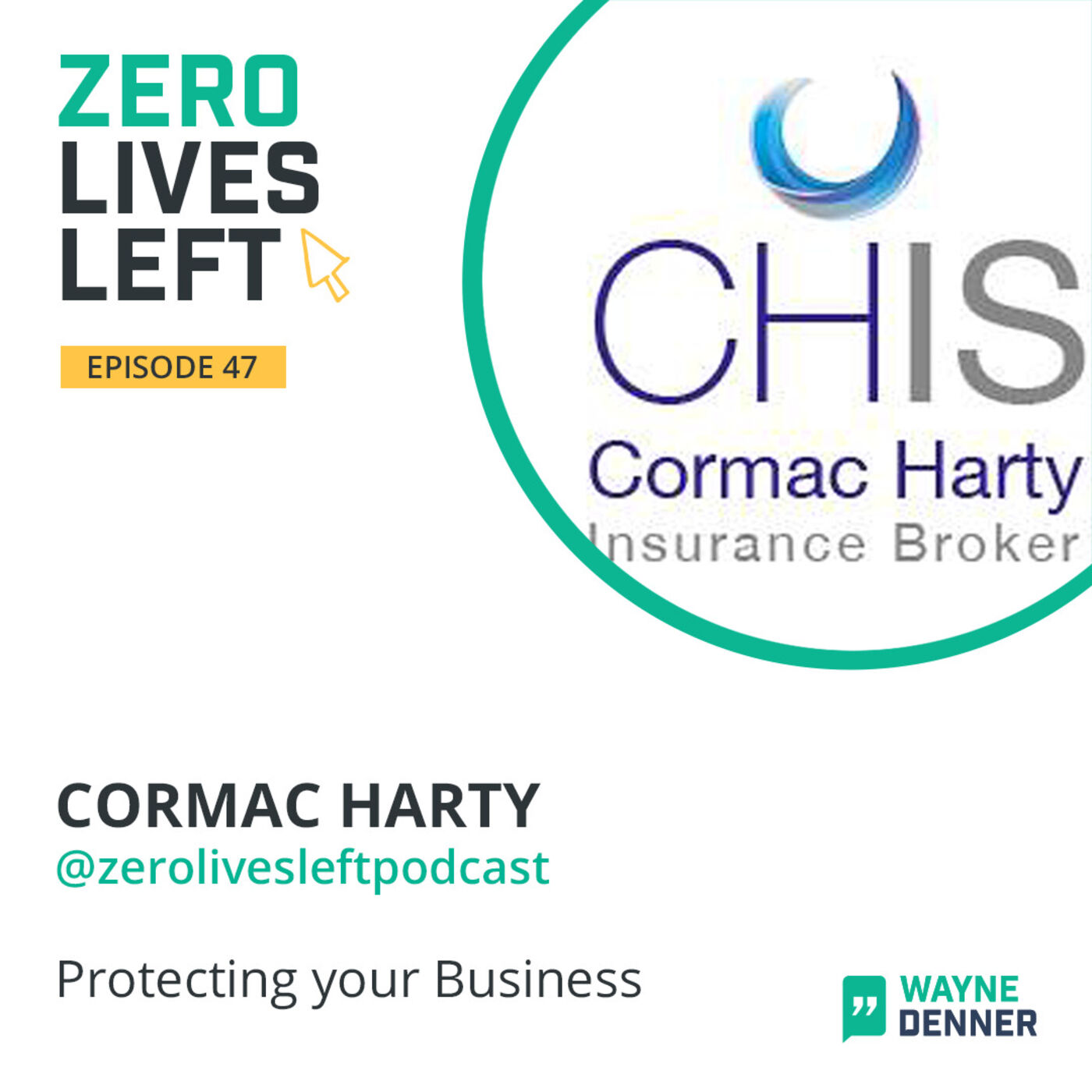 47 Interview with Cormac Harty