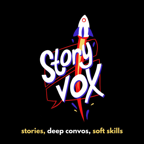 StoryVox Podcast Artwork Image