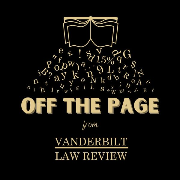 Off the Page Podcast Artwork Image