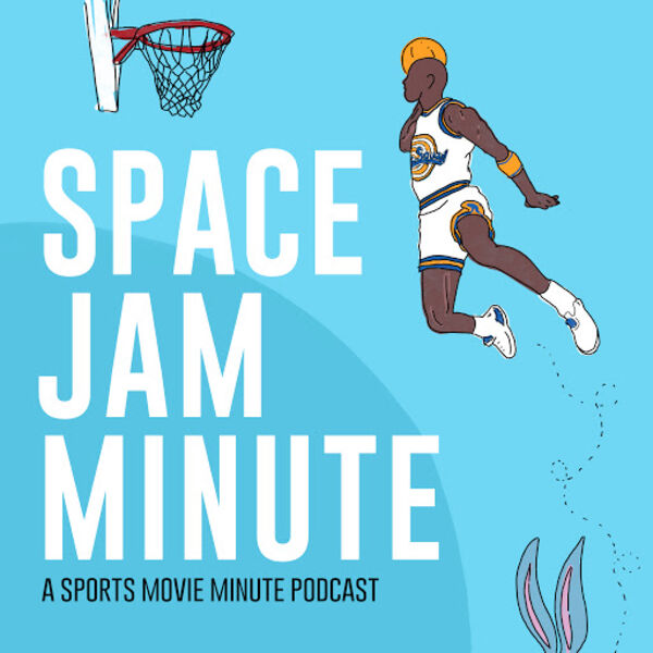 Space Jam Minute Podcast Artwork Image