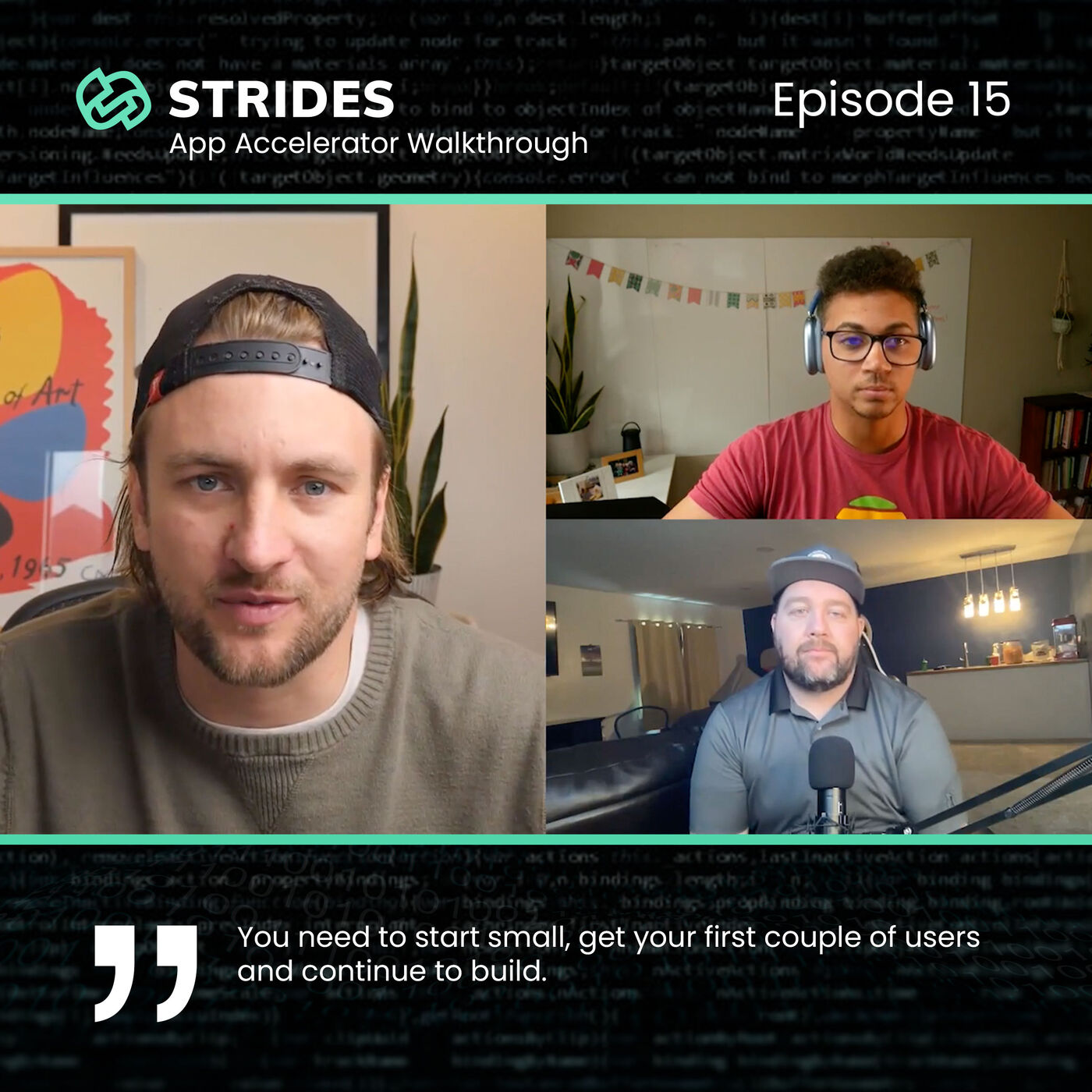 The Best Place to Start With Your Big App Idea (Strides Development)
