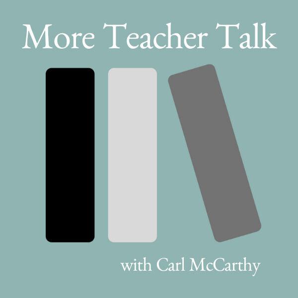 More Teacher Talk Podcast Artwork Image