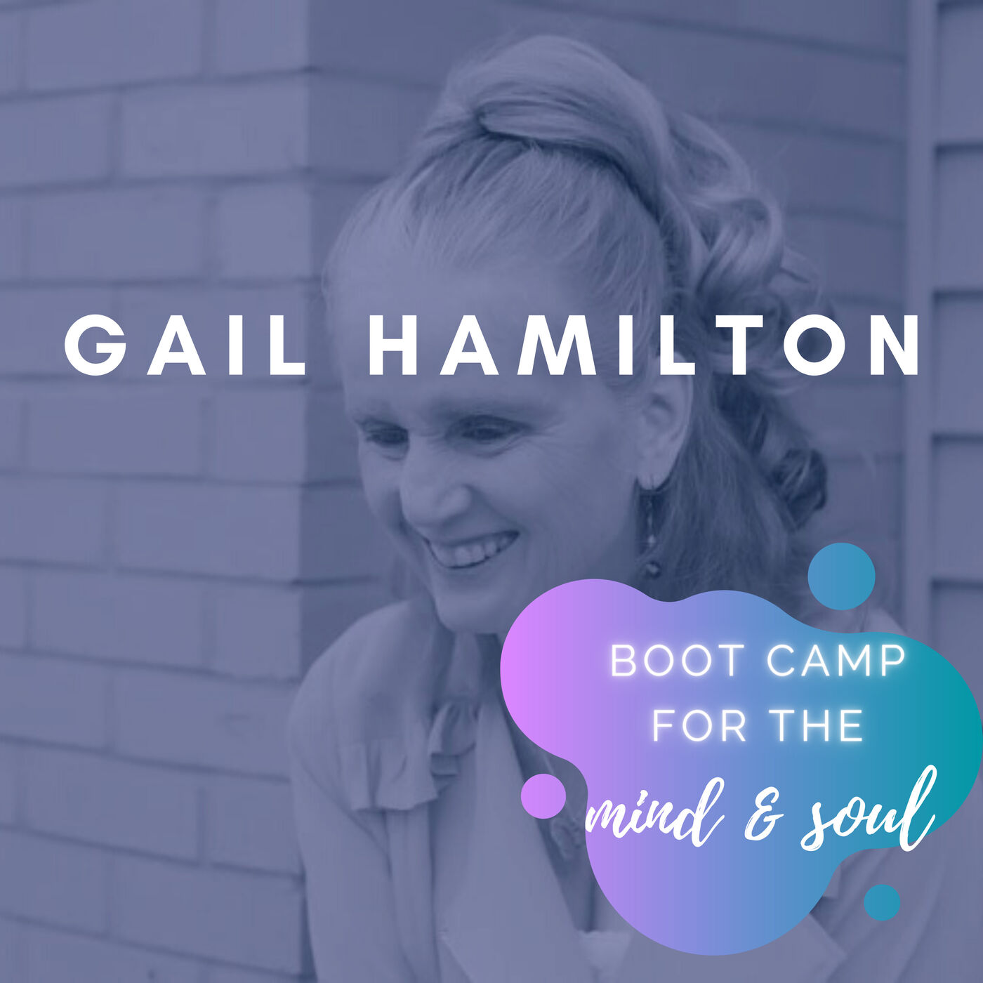 Gail Hamilton   Navigating Blindness & Discrimination to Soaring into Greatness