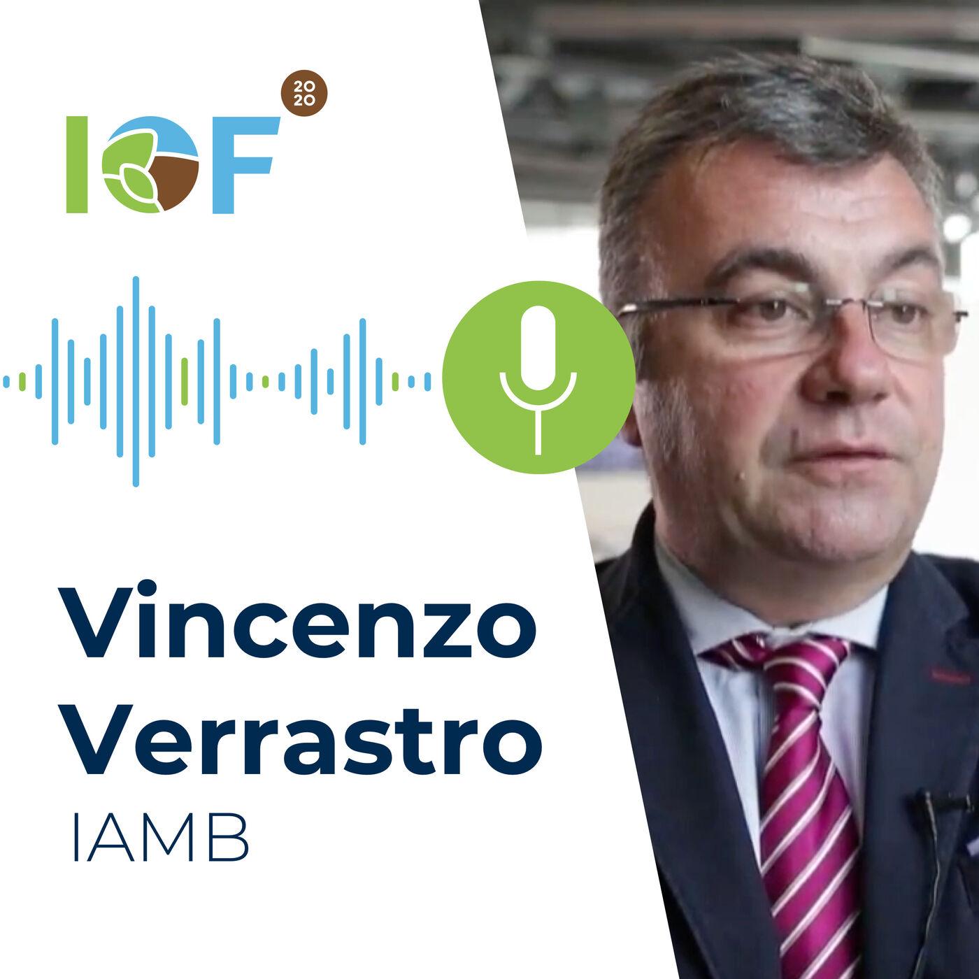 Interview Vincenzo Verrastro (IAMB) - Fruit Trial