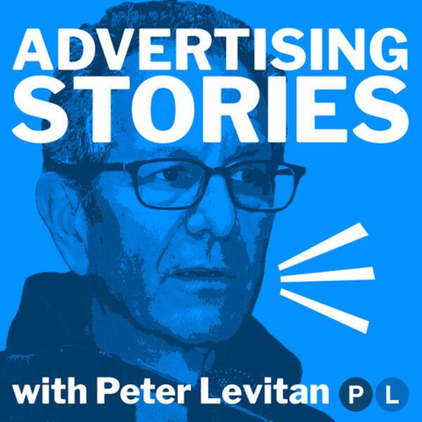 Advertising Stories Podcast Artwork Image
