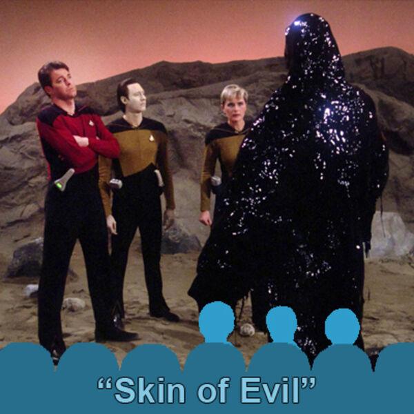 Green Shirt: A Newbie's Trek Through The Next Generation Podcast Artwork Image