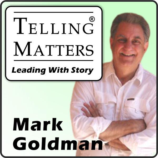 Telling Matters Podcast Artwork Image