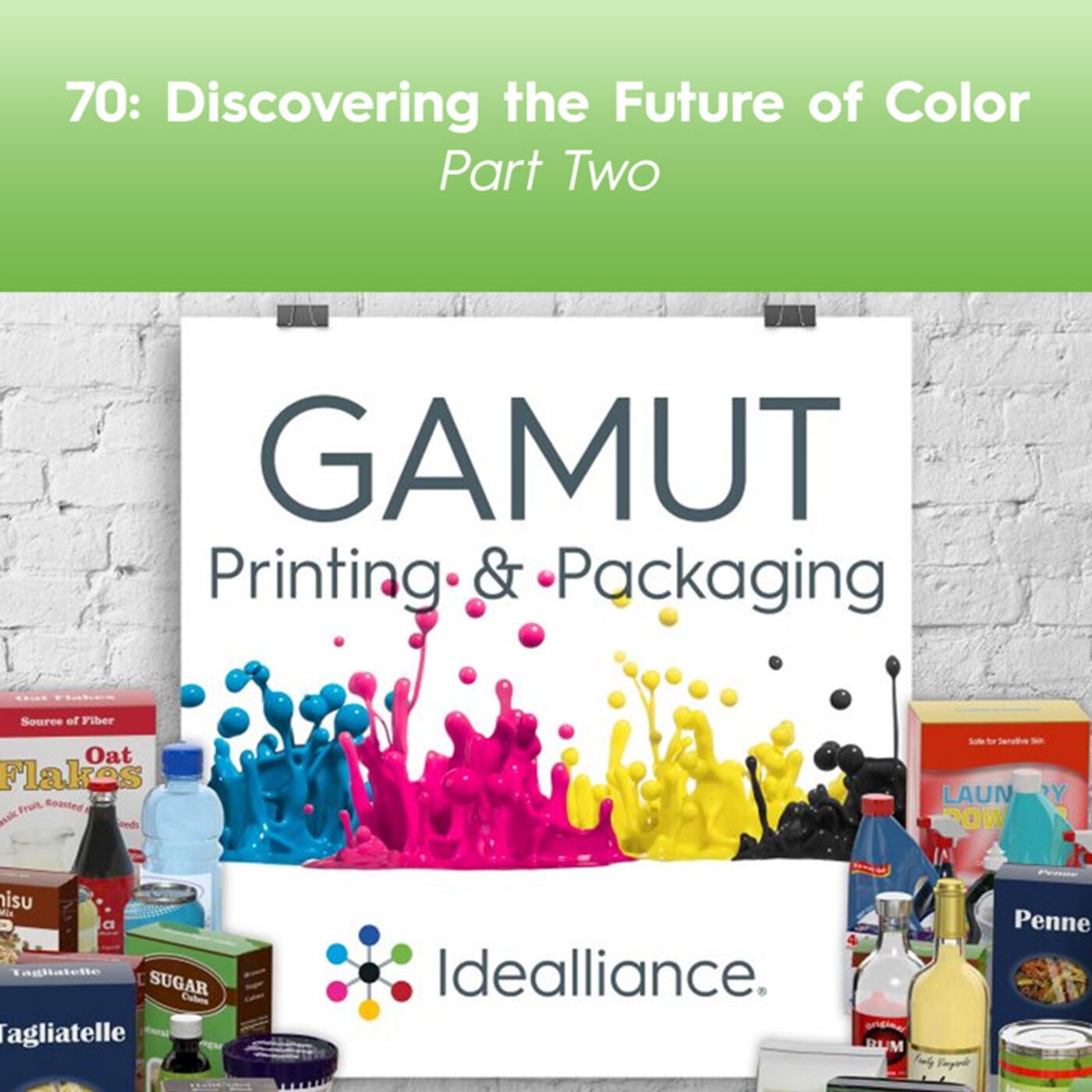 70: Discovering the Future of Color – Part Two