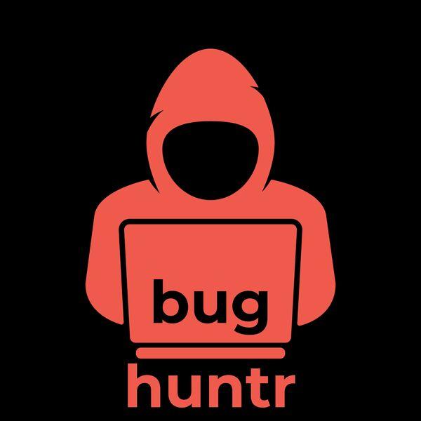 Bug huntr  Podcast Artwork Image