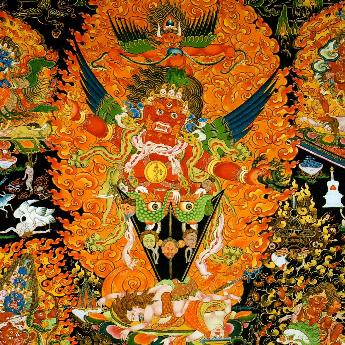 3Worlds Shamanism S03E07 - Tibetan Shamanism and Magic - Part Two