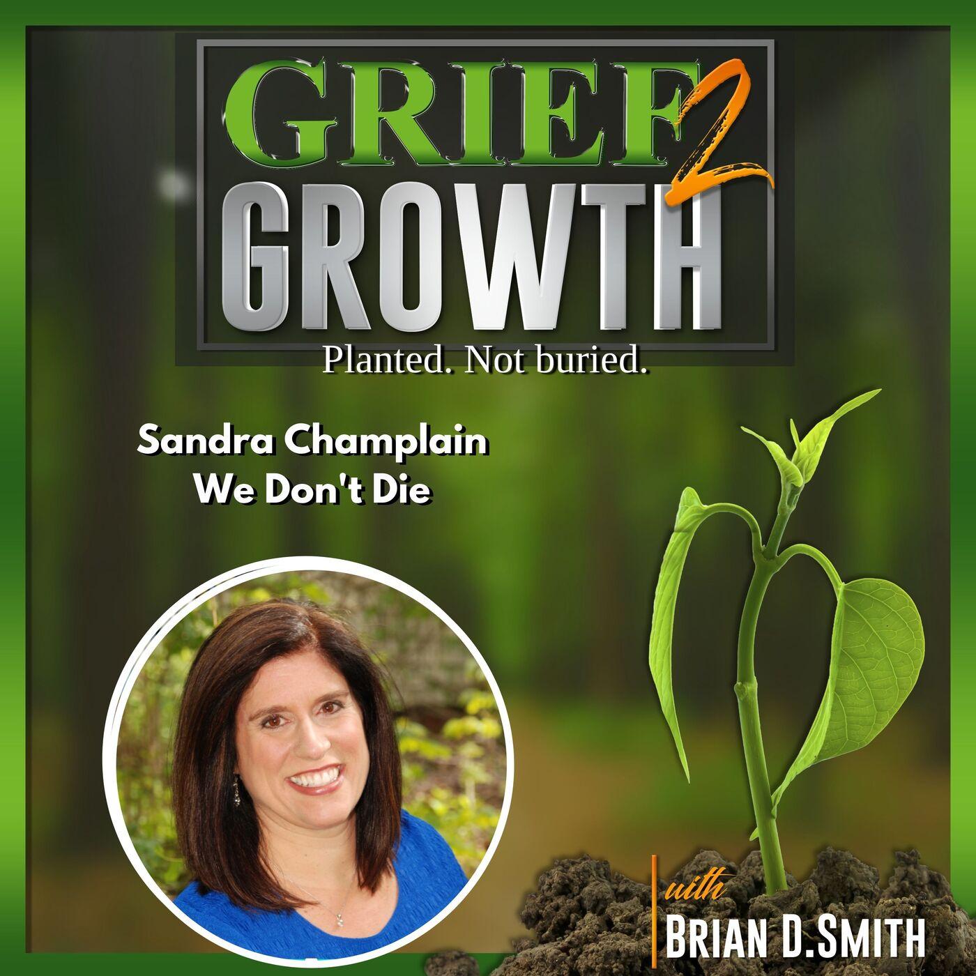 Sandra Champlain- We Don't Die