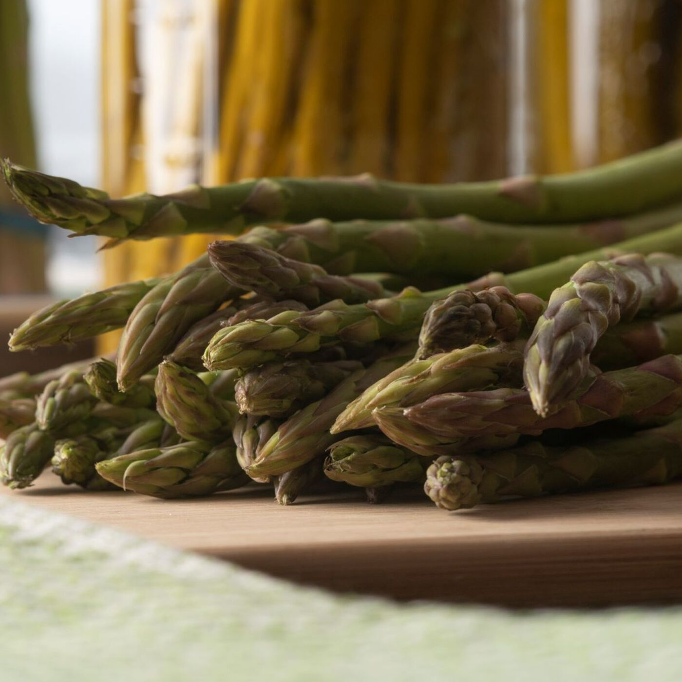 Boosting Your Immune System with Asparagus Soup