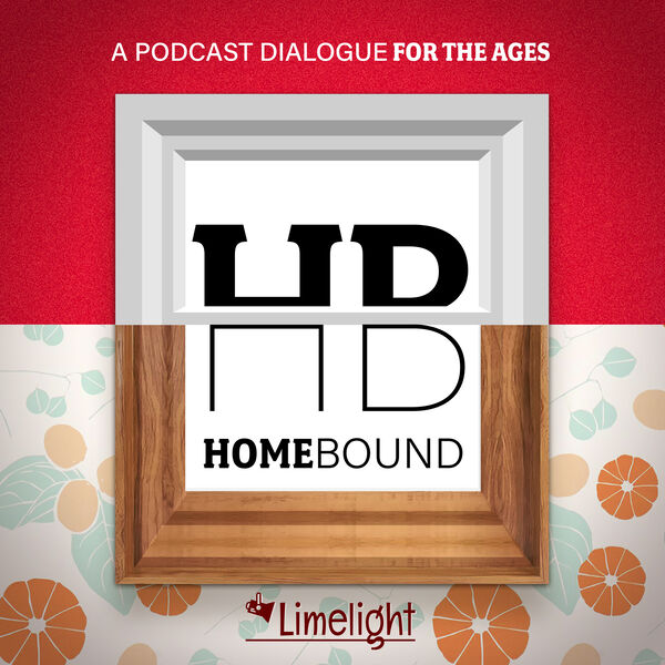 HomeBound Podcast Artwork Image