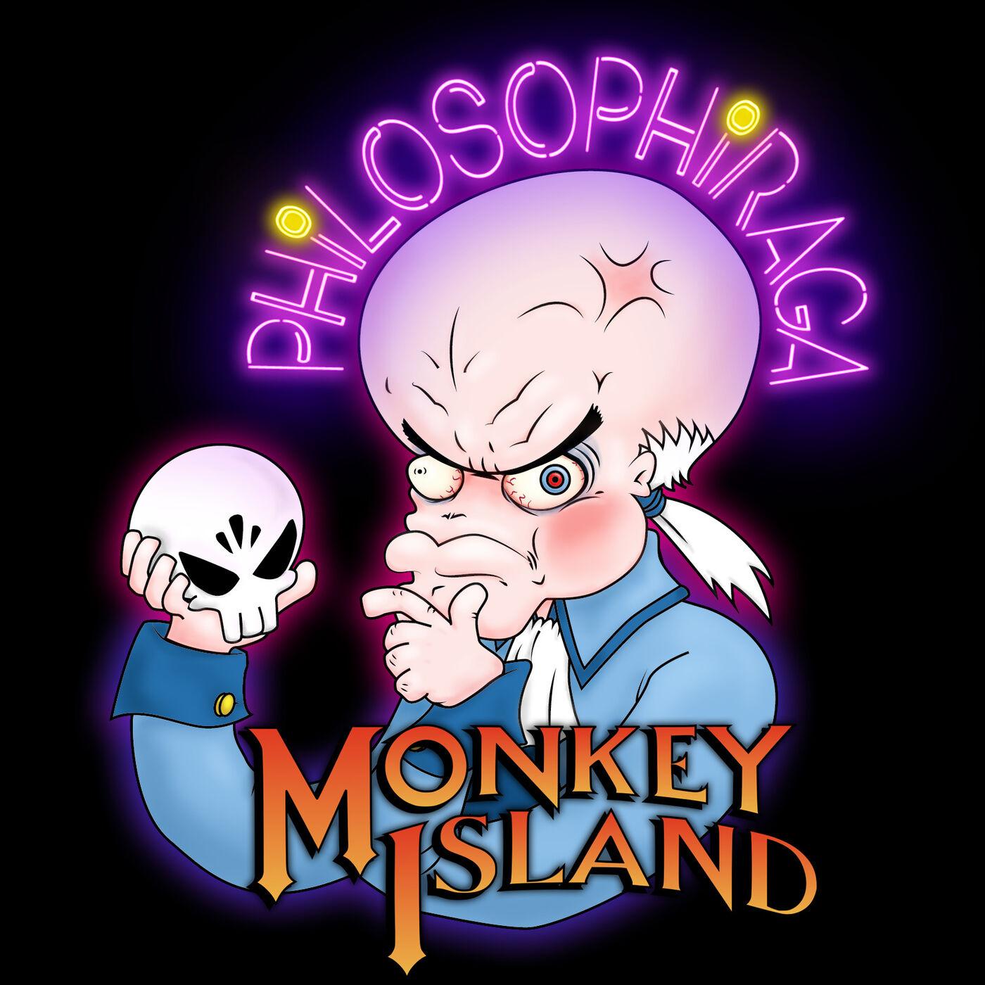 Episode Zero: LeChucking Knowledge At Ya (Monkey Island and an Introduction)