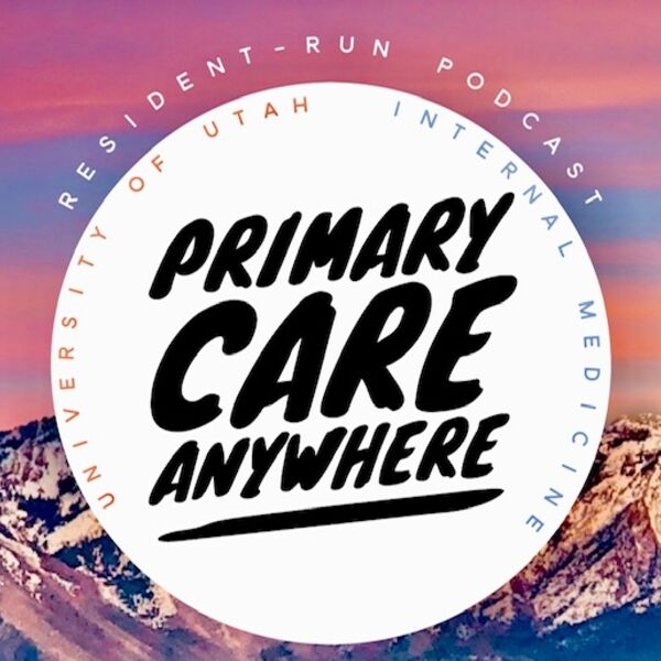 Primary Care Anywhere Podcast Artwork Image