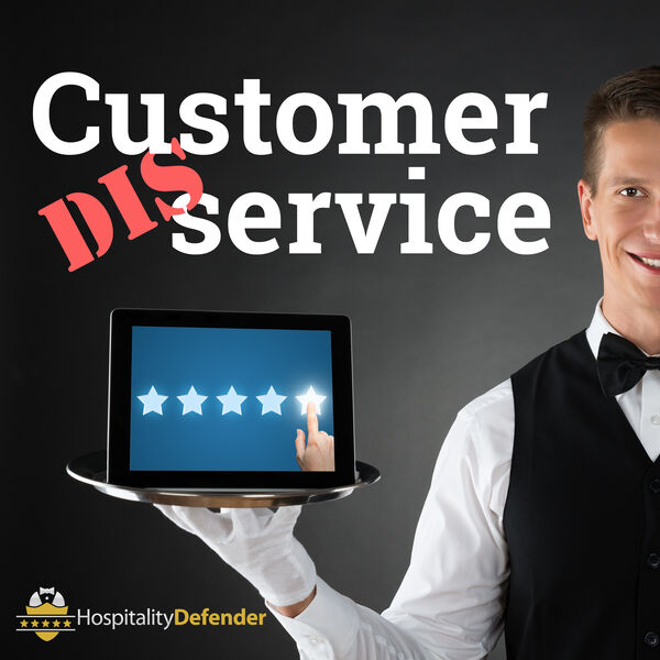 Customer DISservice Podcast Artwork Image