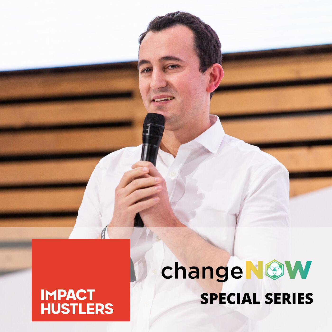 Gathering The World's Impact Ecosystem - Santiago Lefebvre of Change NOW