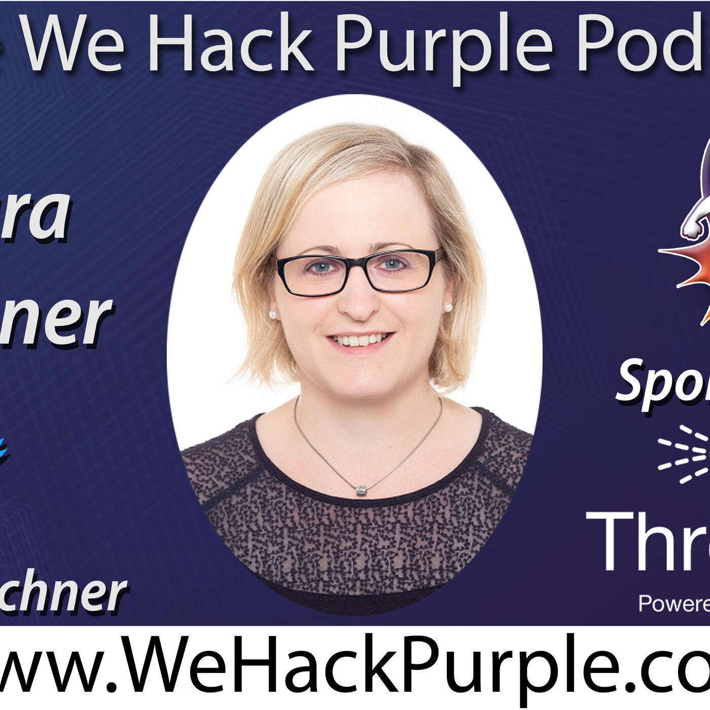 We Hack Purple Podcast 26 with Barbara Schachner