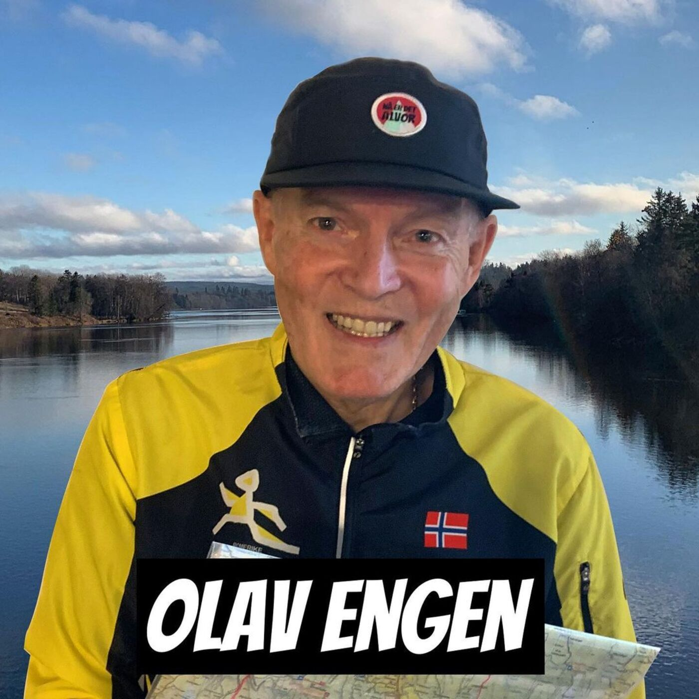 #134 - Olav Engen   Kondis.no, Ultraløpingens Opphav I Norge, Ultraløping Som 70-åring, Romerike Ultraløperklubb, Ultraløpsutvalget