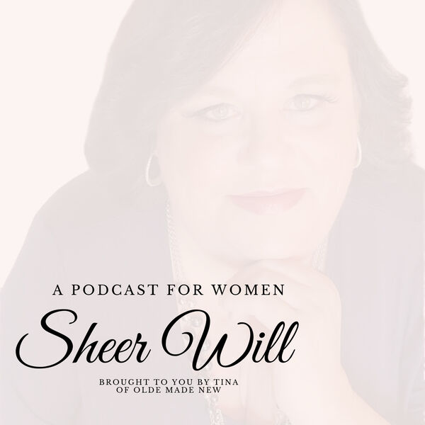 Sheer Will Podcast Podcast Artwork Image