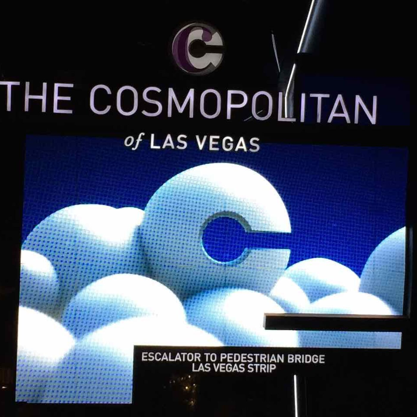 Episode 96 Nine Minutes on THE COSMOPOLITAN OF LAS VEGAS