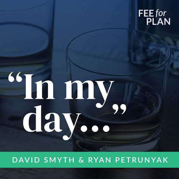 In My Day... Podcast Artwork Image
