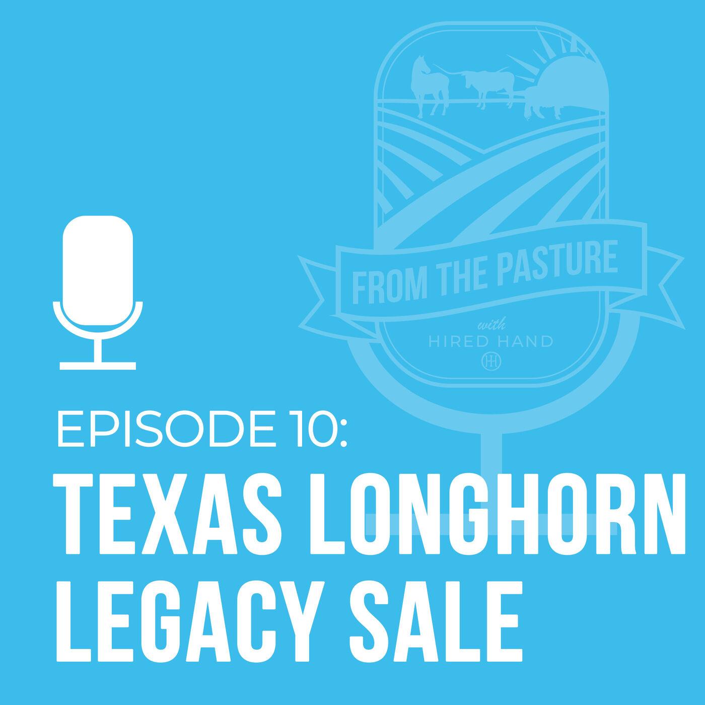The Texas Longhorn Legacy Sale