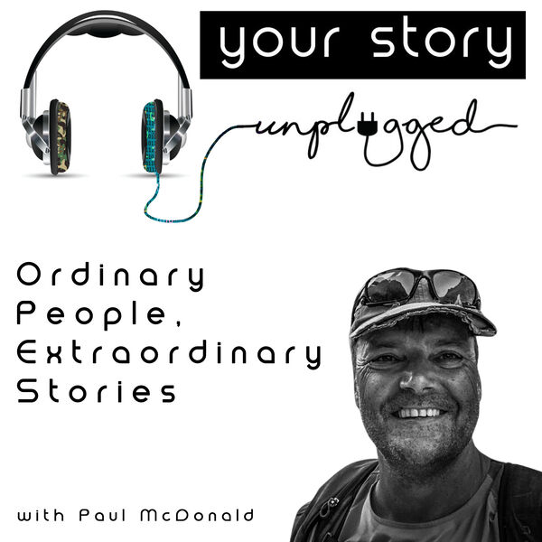 Your Story Unplugged Podcast Artwork Image