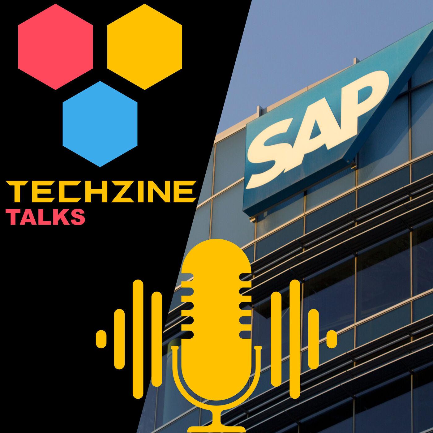 Welkom bij Techzine Talks   SAP Sapphire Now (pilot)