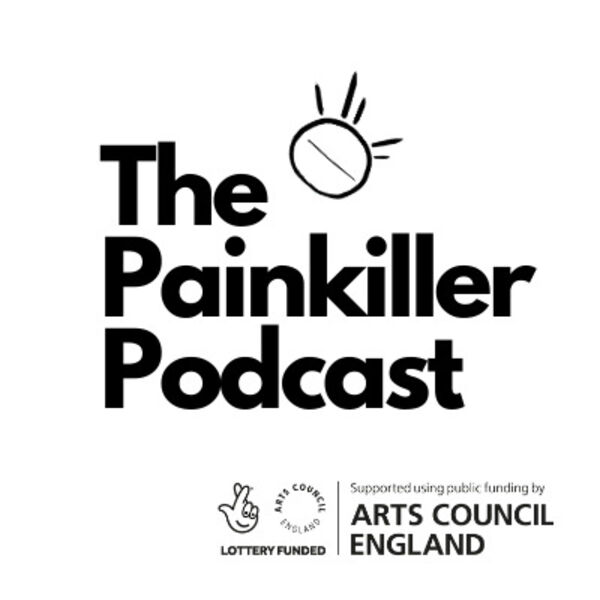 The Painkiller Podcast Podcast Artwork Image