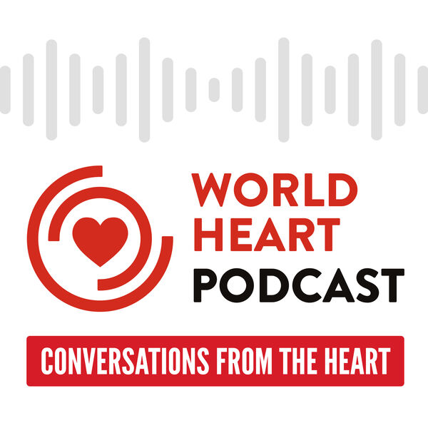 Conversations From the Heart Podcast Artwork Image
