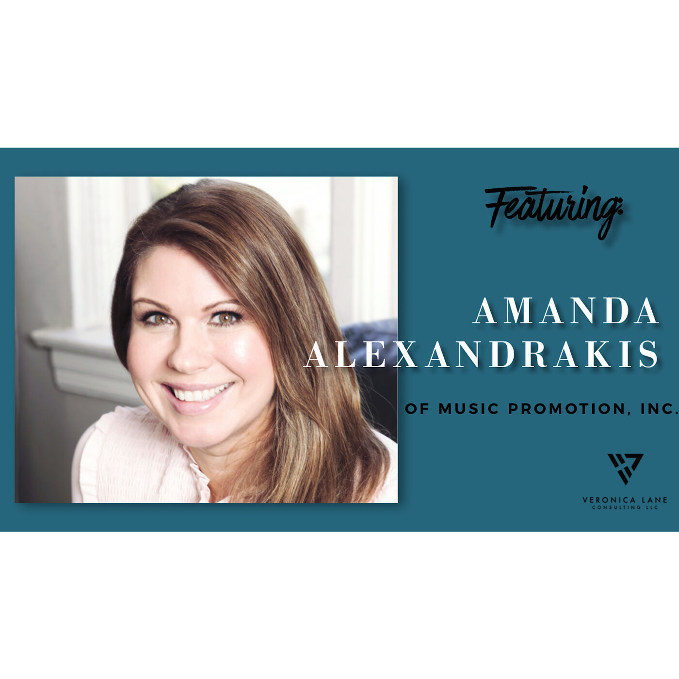 Project Management & Music Promotion: Featuring Music Promoter, Amanda Alexandrakis