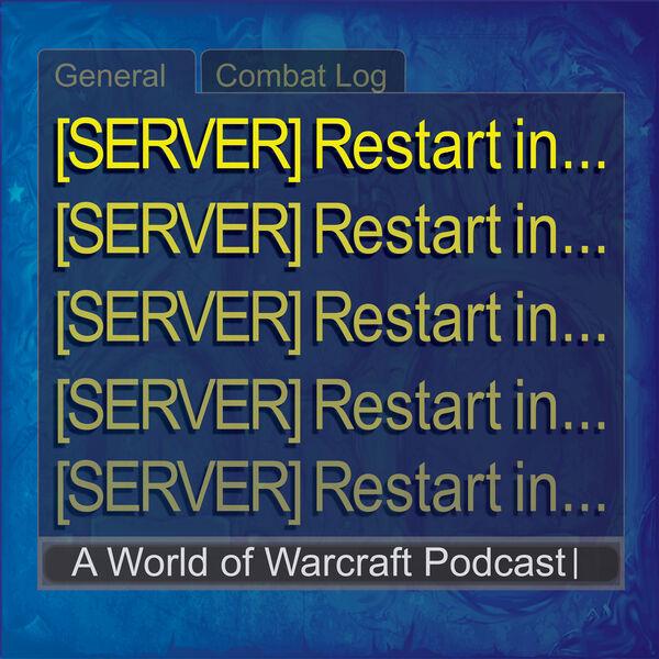 [Server] Restart in... Podcast Artwork Image