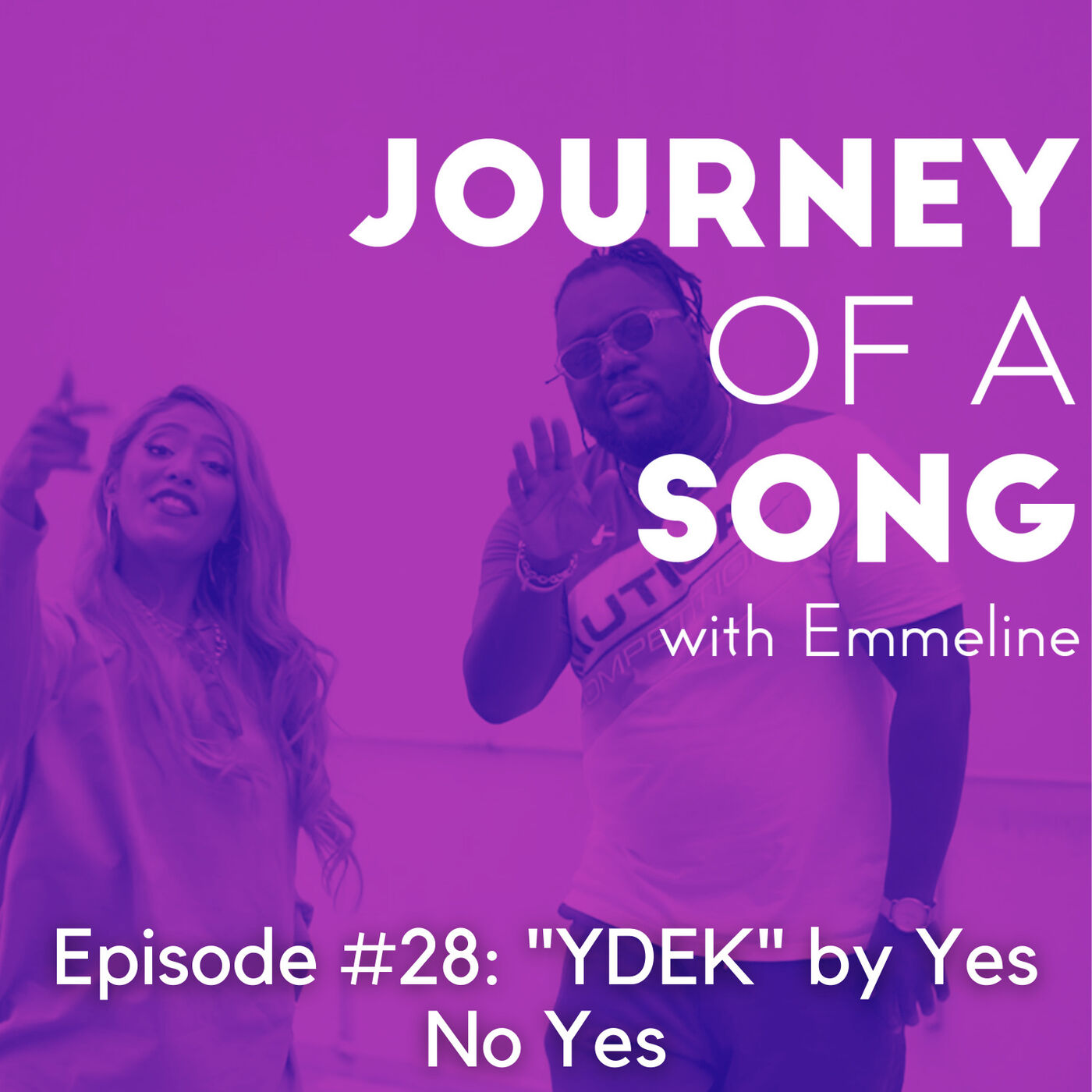 """Episode 28: """"YDEK"""" by YES NO YES feat. Seysei"""