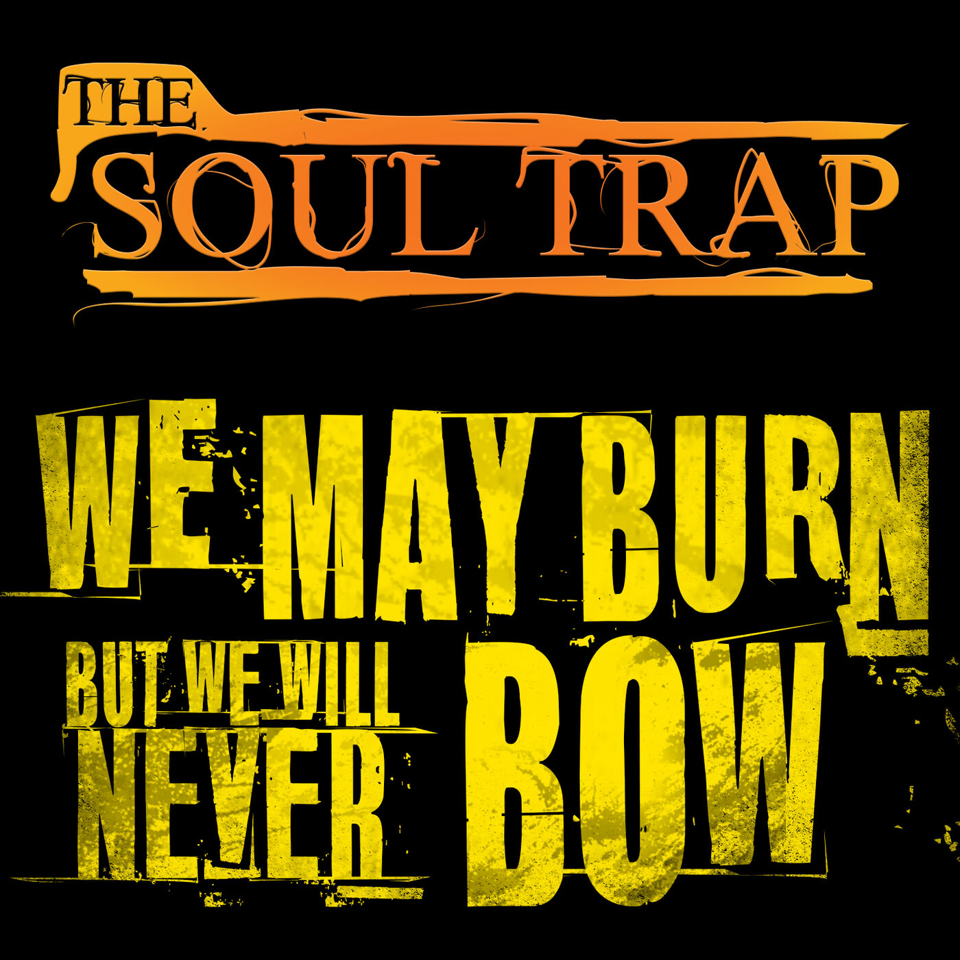 We May Burn, But We Will Never Bow