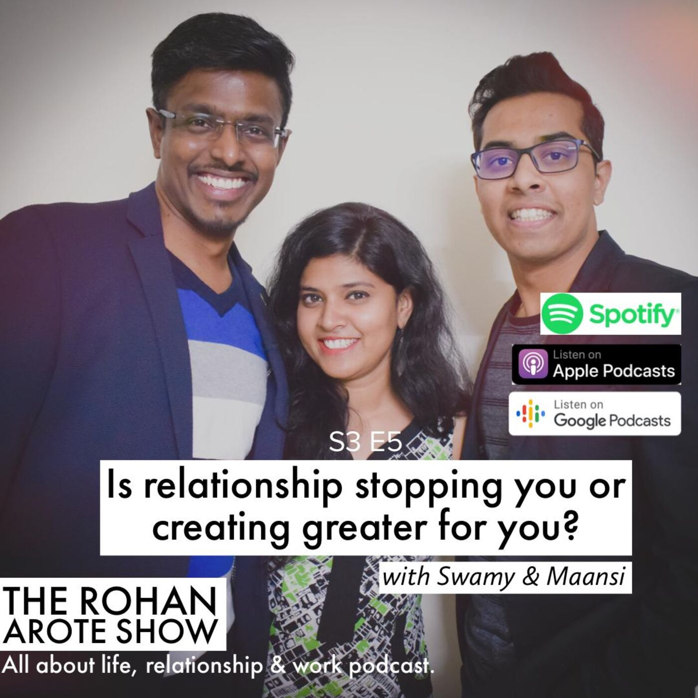 Is relationship stopping you or creating greater for you?