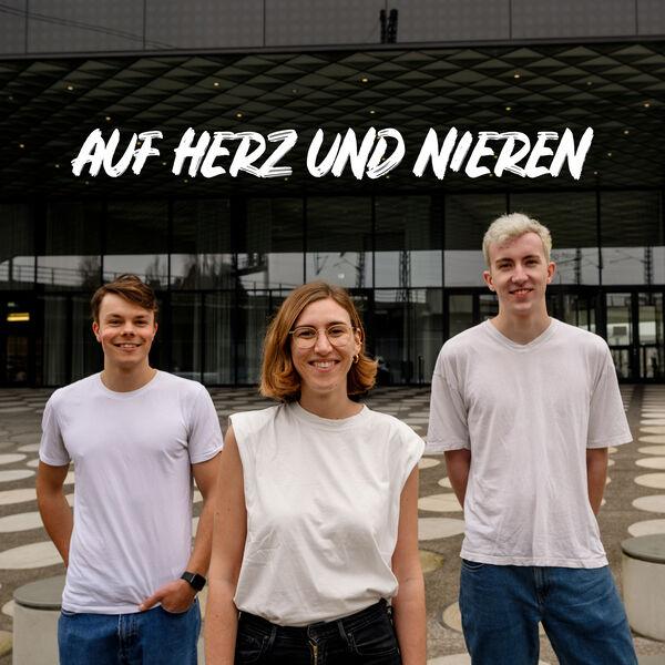 AUF HERZ UND NIEREN Podcast Artwork Image