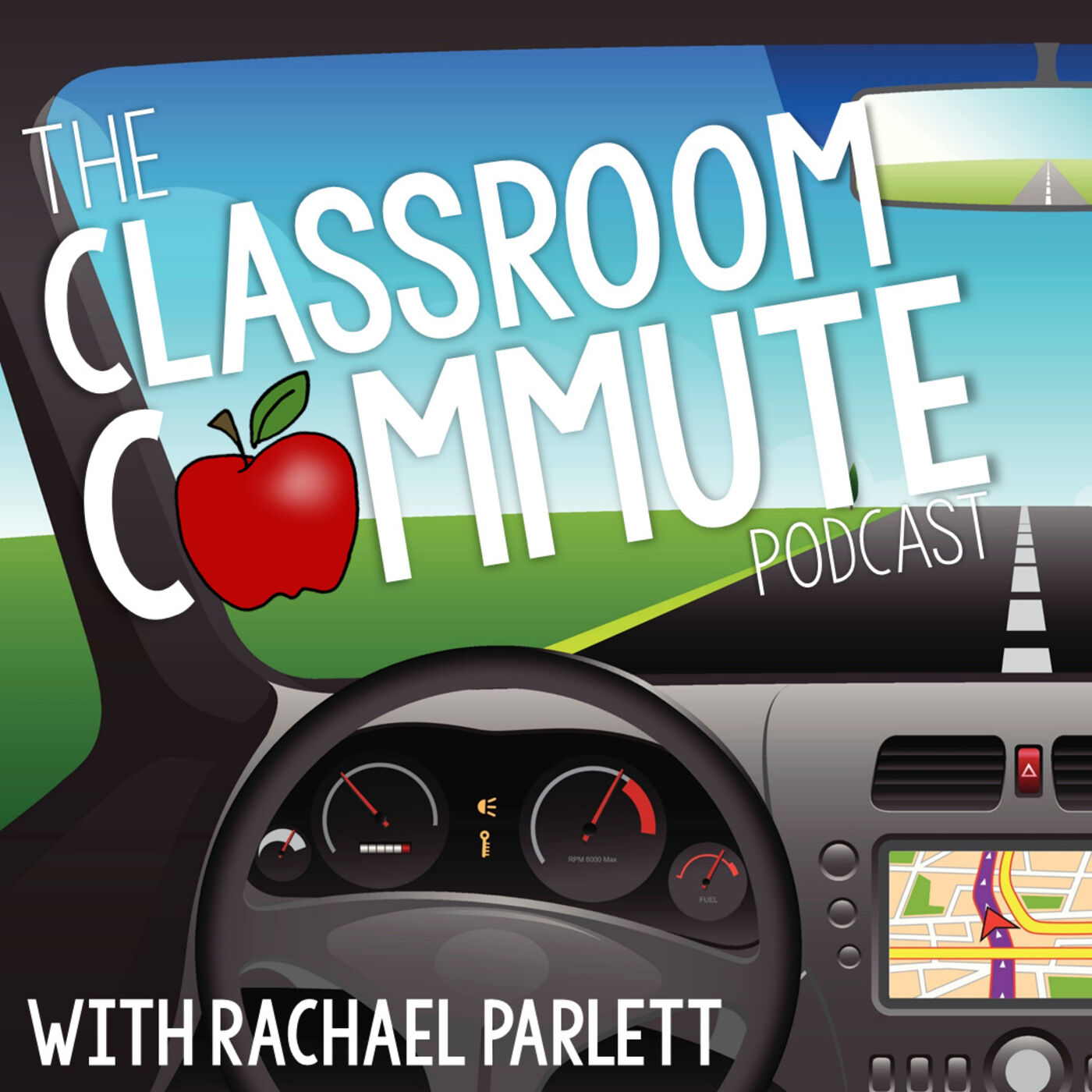 The Classroom Commute Logo