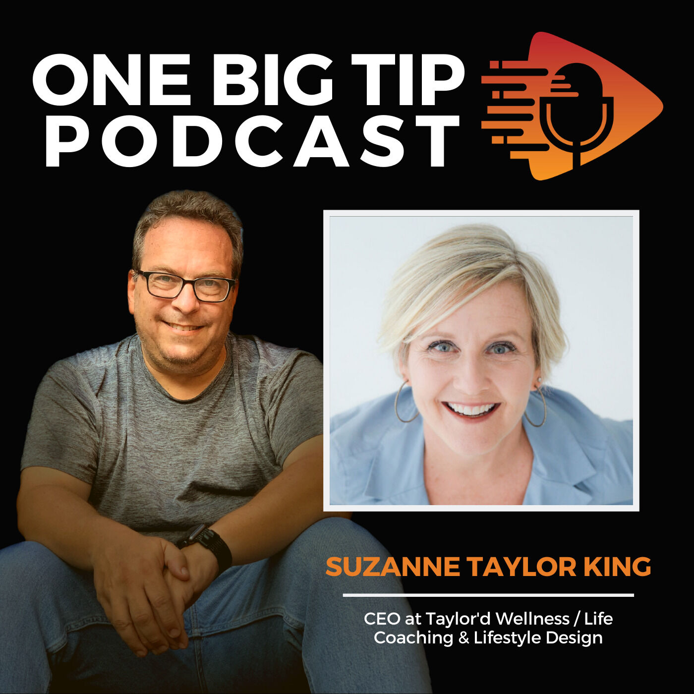 E82 - Suzanne Taylor-King | CEO at Taylor'd Wellness