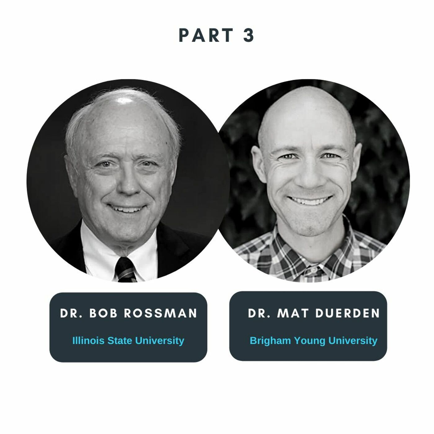 60 // Designing Experiences Part 3 - Story and Services with Dr. Bob Rossman & Dr. Mat Duerden