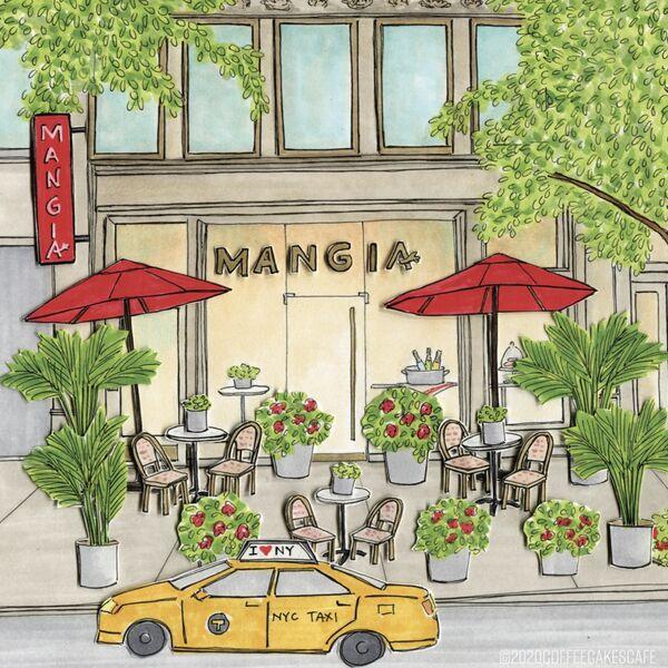 Mangia  Podcast Artwork Image